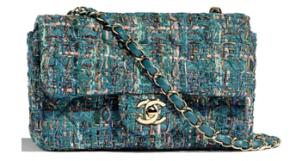 Mini sac à rabat, CHANEL, www.chanel.com