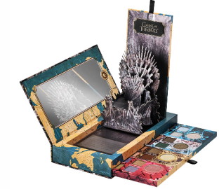 Palette Game of Thrones, Urban Decay, www.sephora.com