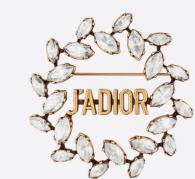 Broche J'ADIOR Laurier, Dior, www.dior.com/
