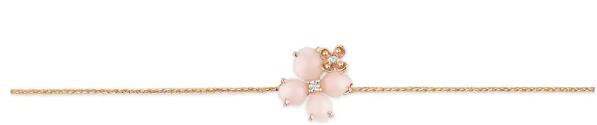 """Bracelet Hortensia """"Aube Rosée"""", Chaumet, www.chaumet.com,"""