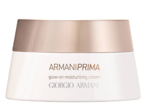 GIORGIO ARMANI PRIMA GLOW-ON MOISTURIZING CREAM DAILY HYDRATING MAKEUP PRIMING CREAM, WWW.ARMANIBEAUTY.COM