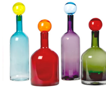 Carafe Bubbles & Bottles, Pois Potten