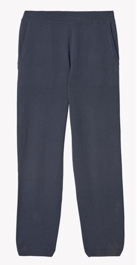 Pantalon carotte, www.eric-bompard.com